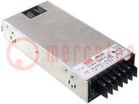 Tápegység: impulzusos; modul; 451,2W; 24VDC; 218x105x41mm; 18,8A