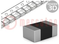 Rezistor: thick film; SMD; 0805; 3,6kΩ; 0,125W; ±1%; -55÷125°C