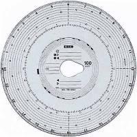 Diagrammscheiben E 100