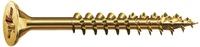 Dresselh. 4003530116919 4,5 x 80 SPAX-Schrauben Senkkopf-Zmit Teilgewinde galv.