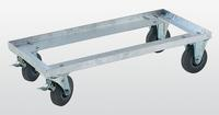 Aluminium-Untersetzwagen