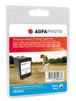 AgfaPhoto APHP350XLB inktcartridge Zwart 1 stuk(s)