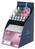 Display Tintenroller Breeze Blauer Engel, 18 Teile, Pappe, 160 x 305 x 203 mm