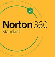 NortonLifeLock Norton 360 Standard 1 Lizenz(en) 1 Jahr(e)