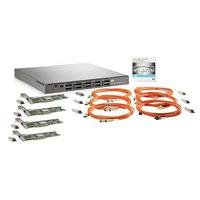 Hewlett Packard Enterprise 8Gb Simple SAN Connection Kit