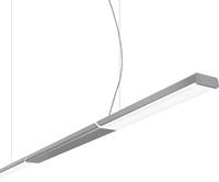 LED-Pendelleuchte DALI, 4000K, silber Parelia H-LM#7010651