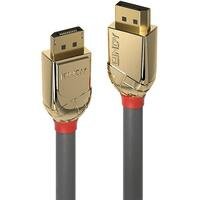 Lindy DisplayPort Kabel Gold Line 4K30Hz 20m