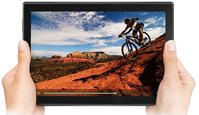 """Lenovo TAB 4 10 16 GB 25,6 cm (10.1"""") Qualcomm Snapdragon 2 GB Wi-Fi 4 (802.11n) Android 7.0 Zwart"""