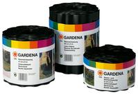 Gardena 530-20 Rasenkante Garten-Einfassungsrolle Kunststoff Schwarz