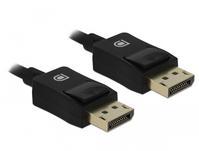 DeLOCK 85302 DisplayPort-Kabel 5 m Schwarz