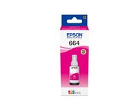 Epson 664 Ecotank Magenta ink bottle