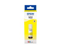 Epson 102 EcoTank Yellow ink bottle