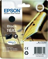 Epson Pen and crossword Singlepack Black 16XL DURABrite Ultra Ink