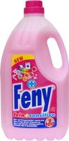 FENY Feinwaschmittel flüssig - 4L Für Wolle + Feines bis 60C 4L Dosierung: