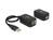 Adapterkabel USB 1.1 Ethernet Extender bis 60m, Delock® [61867]