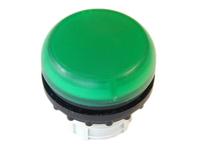 Eaton M22-L-G alarm light indicator 250 V Green