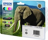 "Epson Elephant Cartouche ""Eléphant"" - Encre Claria Photo HD MP"