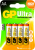 GP Batteries Ultra Alkaline AA Batéria na jedno použitie Alkalický