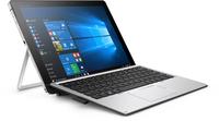 """HP Elite x2 1012 G2 LPDDR3-SDRAM Hybride (2-in-1) 31,2 cm (12.3"""") 2736 x 1824 Pixels Touchscreen Zevende generatie Intel® Core™ i3 4 GB 128 GB SSD Windows 10 Pro Zilver"""