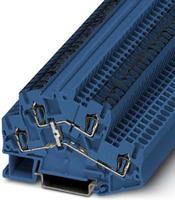 Doppelstock-Zugfederklemme 0,08qmm-4qmm STTBS 2,5-PV BU