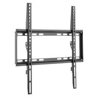 LogiLink BP0036 TV-Halterung 139,7 cm (55 Zoll) Schwarz, Edelstahl