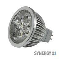 Synergy 21 LED Retrofit GX5, 3 4x1W UV