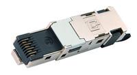 STX IP20 RJ45 feldkonfektionierbarer Stecker AWG22-26 Cat.6 Class EA(IEC)