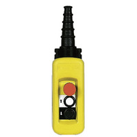 Hängetaster XAC-A, 2 Drucktaster 1 Not-Halt/Not-Aus-Taster