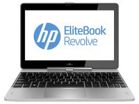 """HP EliteBook Revolve 810 G2 DDR3-SDRAM Hybride (2-in-1) 29,5 cm (11.6"""") 1366 x 768 Pixels Touchscreen Vierde generatie Intel® Core™ i5 4 GB 180 GB SSD Wi-Fi 4 (802.11n) Windows ..."""