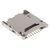 Hirose Steckverbinder für Speicherkarten, 1.1mm, 8-polig, 1-reihig, Female, Rechtwinklig, MicroSD, Oberflächenmontage