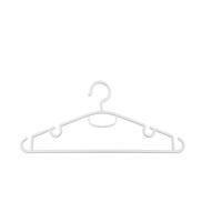 Kleiderbügel - mit Einkerbungen und Steg