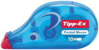 TIPP-EX Pocket Mouse Korrektur-Band Blau 10 m 1 Stück(e)