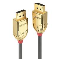 Lindy 36298 DisplayPort-Kabel 20 m Grau